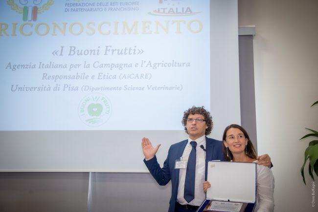 Premiazione, Padova 26 settembre 2016